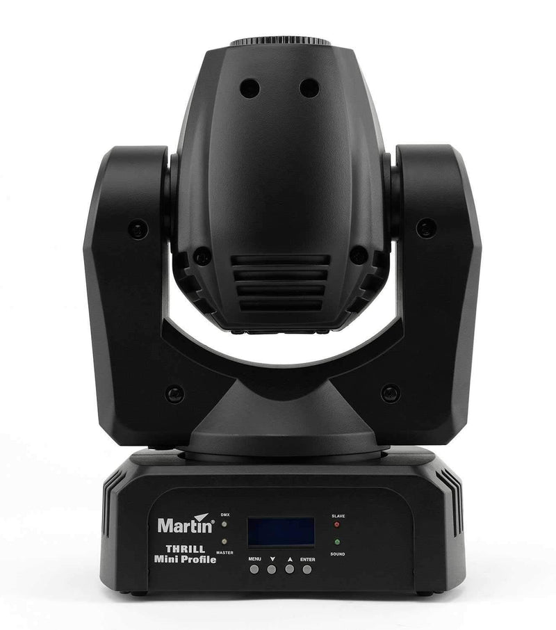 Martin THRILL Mini-Profile 18-Watt LED Moving Head Light - PSSL ProSound and Stage Lighting