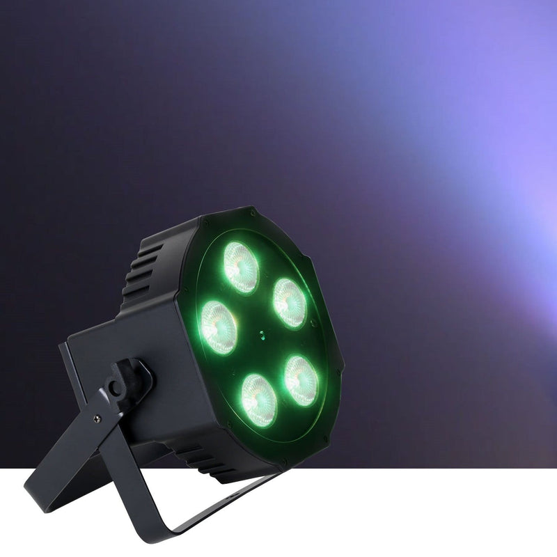 Martin THRILL Compact Par 64 RGBAW Plus UV LED Wash Light - PSSL ProSound and Stage Lighting