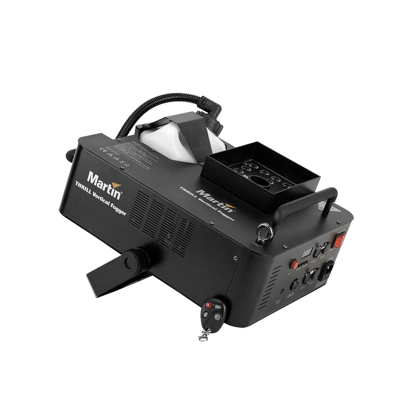 Martin THRILL 1400-Watt Vertical Fogger with LED Wash FX - PSSL ProSound and Stage Lighting