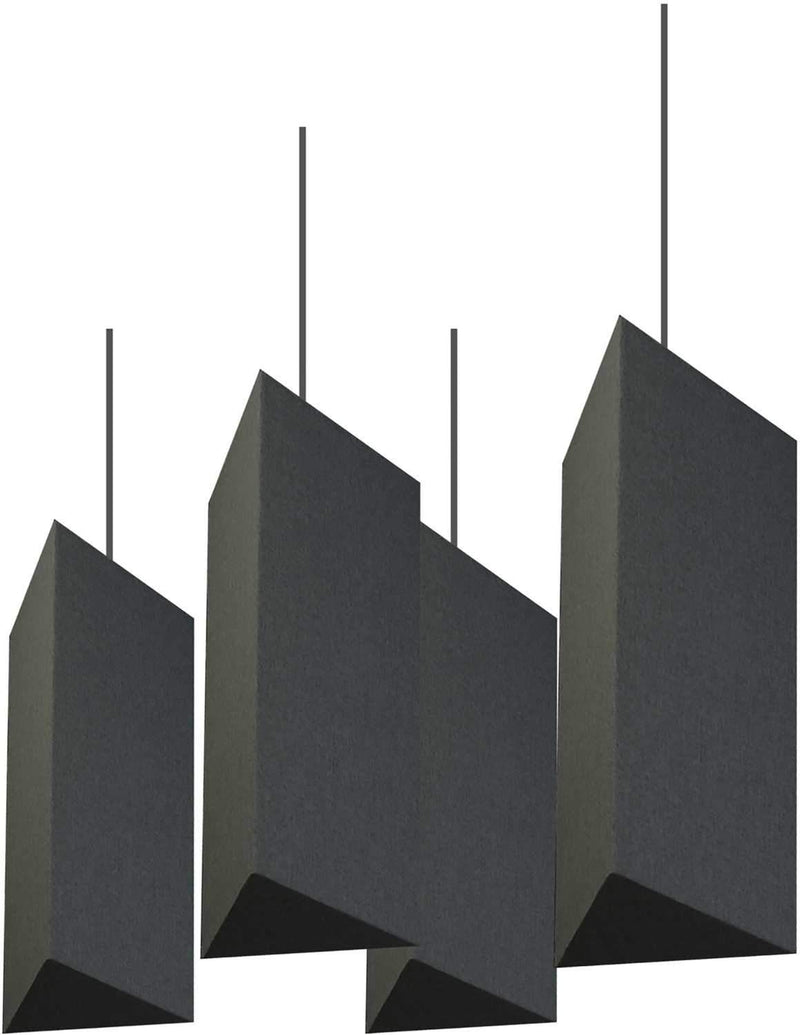 Primacoustic Triangle Hanging Lantern Baffle Black - PSSL ProSound and Stage Lighting