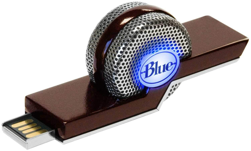 Blue TIKI The Smartest Portable Usb Microphone - PSSL ProSound and Stage Lighting