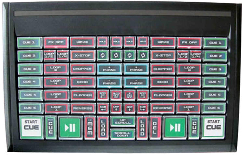 Tipro Programmable Keyboard - PSSL ProSound and Stage Lighting