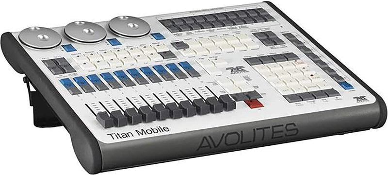 Avolites Titan Mobile Lighting Control Console - PSSL ProSound and Stage Lighting