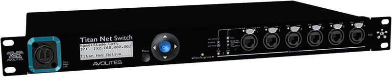 Avolites Optical Titan Net Switch - PSSL ProSound and Stage Lighting