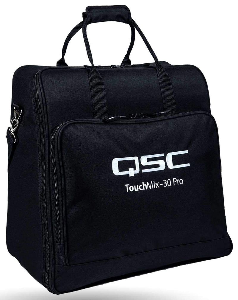 QSC Tote Bag for TouchMix 30 Desktop Digital Mixer - PSSL ProSound and Stage Lighting