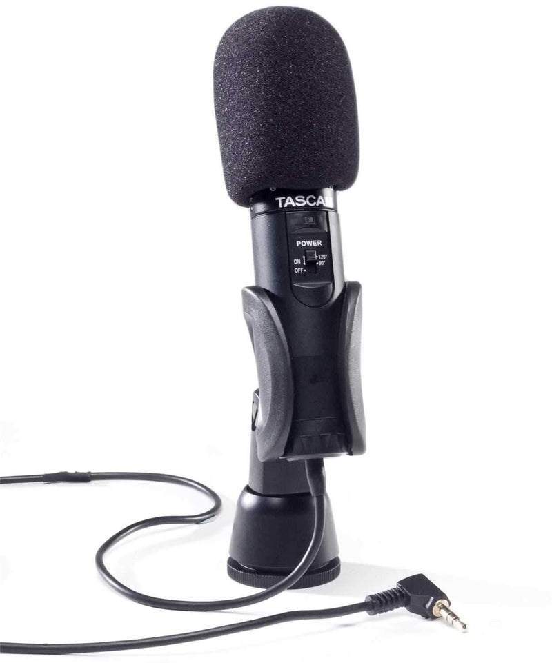 Tascam TM-ST1 Mid-Side Stereo Microphone - PSSL ProSound and Stage Lighting