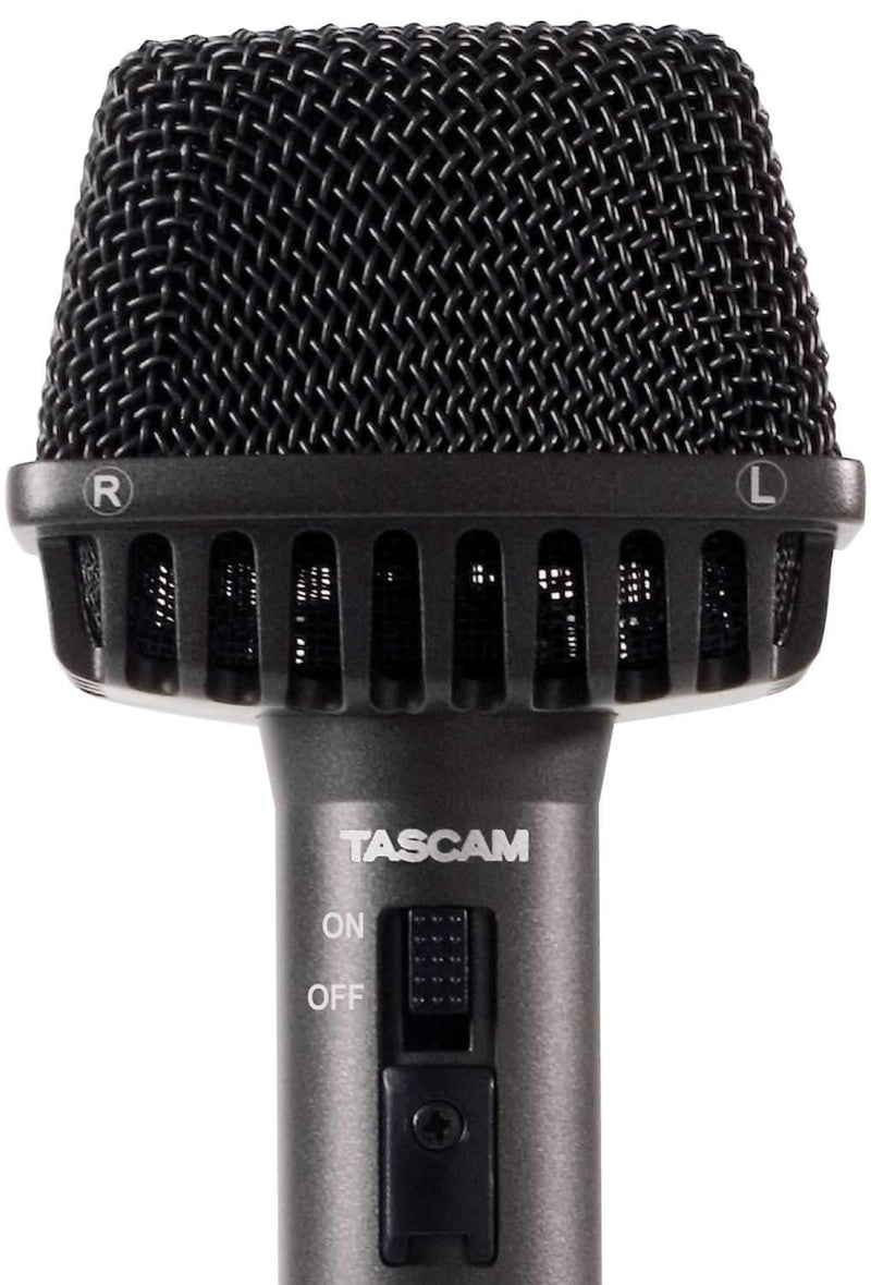 Tascam TM-ST2 X/Y Stereo Mic With Cables - PSSL ProSound and Stage Lighting