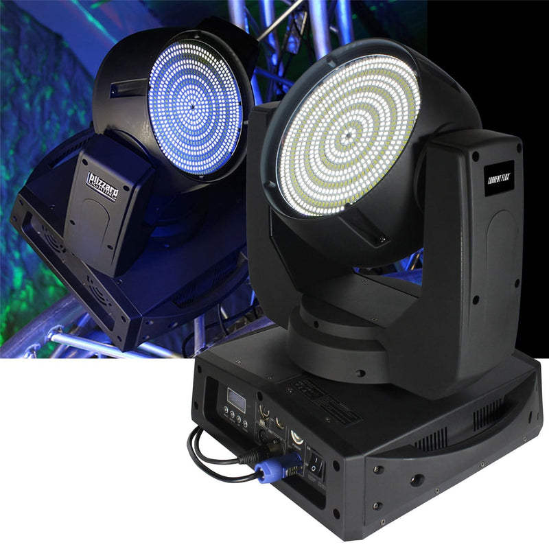 Blizzard Torrent Flux 752x .5W LED Moving Head - PSSL ProSound and Stage Lighting