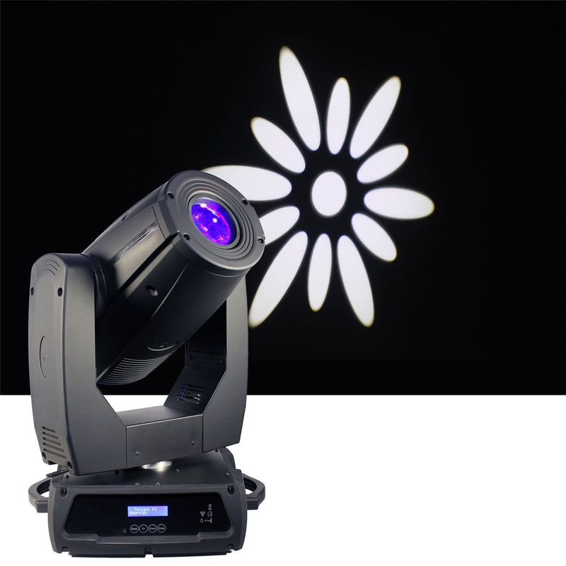 Blizzard Torrent FZ 300-Watt LED Moving Head Spot Light - PSSL ProSound and Stage Lighting