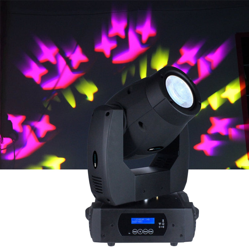 Blizzard Torrent Streak LED Moving Head Beam Light - PSSL ProSound and Stage Lighting
