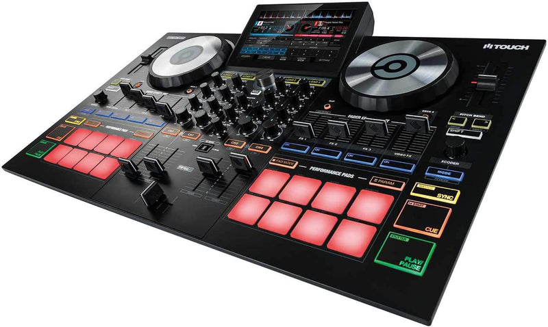 Reloop Touch DJ Controller for Virtual DJ - PSSL ProSound and Stage Lighting