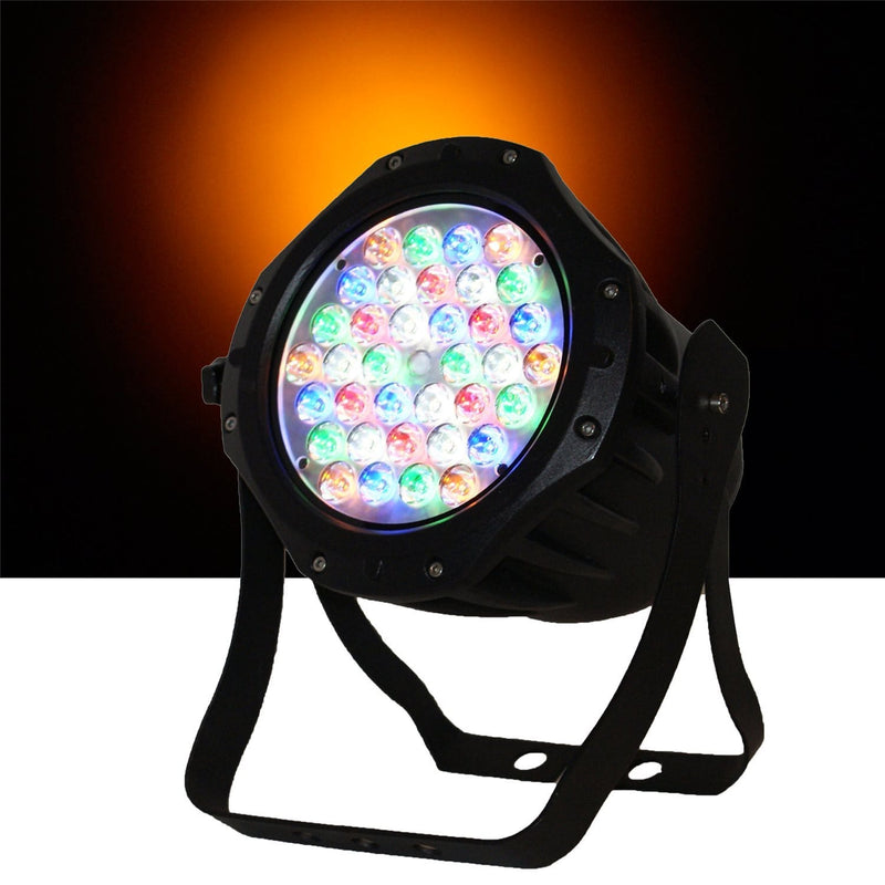 Blizzard ToughPar RGBAW IP-65 Rated 36x1w LED Par - PSSL ProSound and Stage Lighting