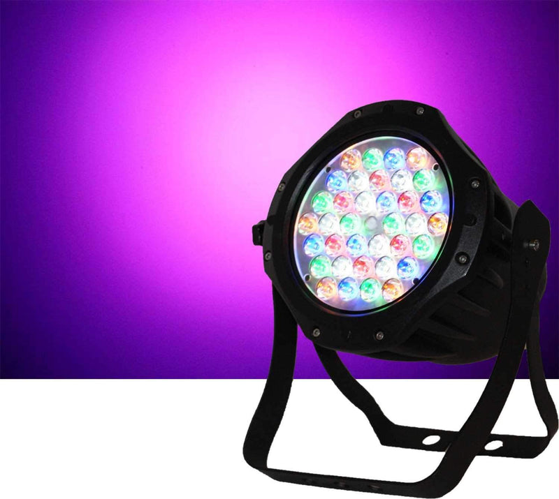 Blizzard ToughPar Zoom RGBAW 36x3-Watt LED Par Can Wash Light - PSSL ProSound and Stage Lighting