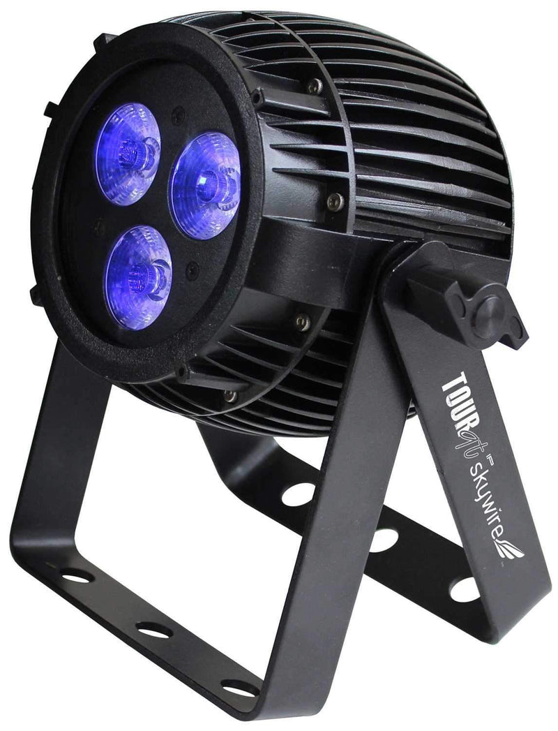 Blizzard TOUR QT IP Skywire RGBAW Plus UV LED Light - PSSL ProSound and Stage Lighting