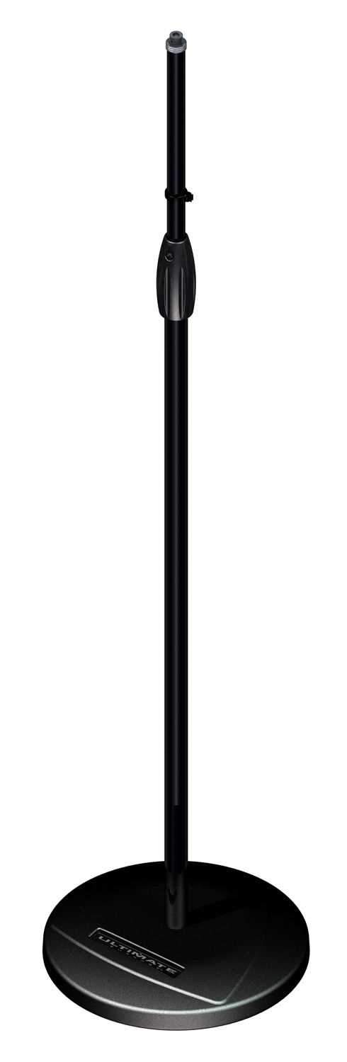 Ultimate TOURRB Tour Weighted Round Base Mic Stand - PSSL ProSound and Stage Lighting