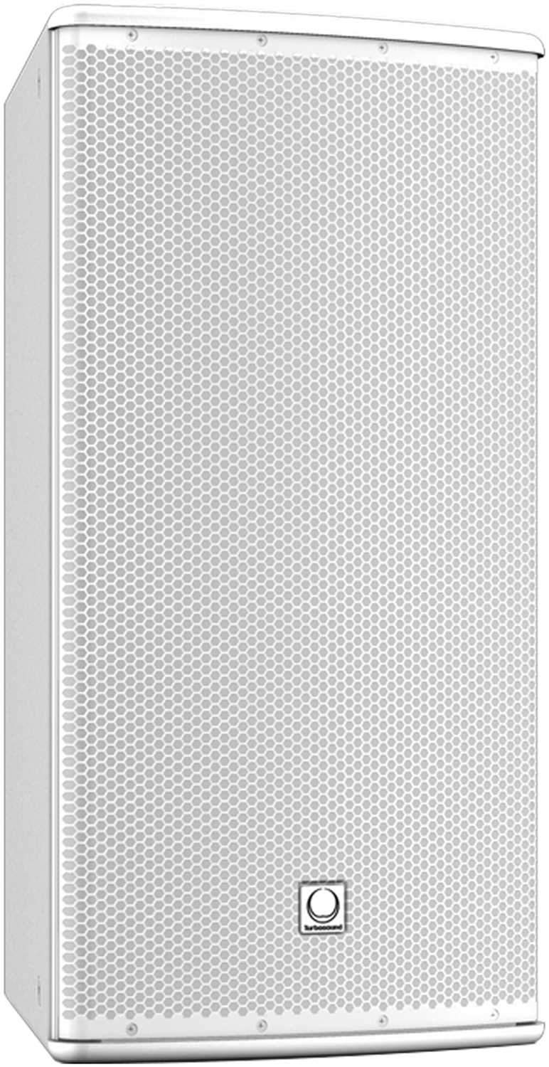 Turbosound TPA122/64 2000W 2-Way 12 Inch Passive Speaker in White - PSSL ProSound and Stage Lighting