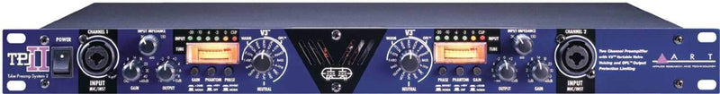 ART TPS II Tube Preamp System - PSSL ProSound and Stage Lighting