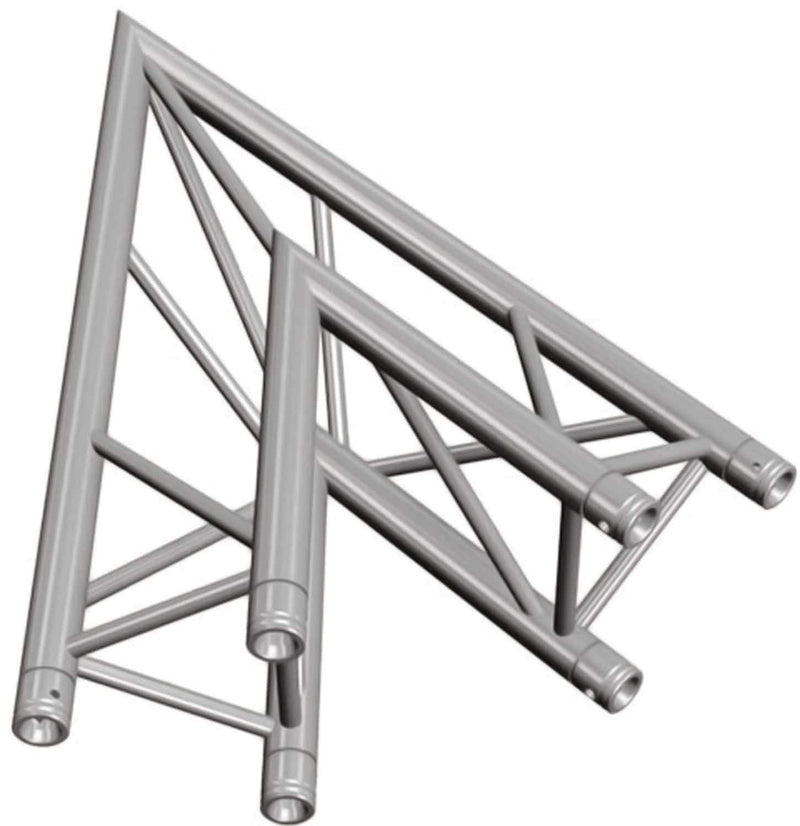 Global Truss TR-4086O 2-Way 45 Degree Apex Out Truss Corner - PSSL ProSound and Stage Lighting