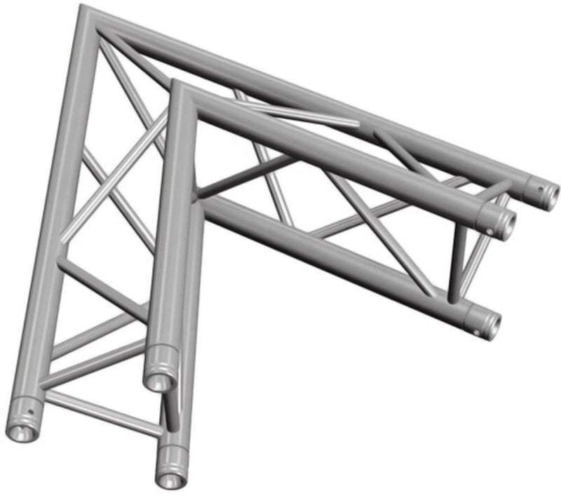 Global Truss TR-4087O 2-Way 60 Deg Corner Apex Out - PSSL ProSound and Stage Lighting