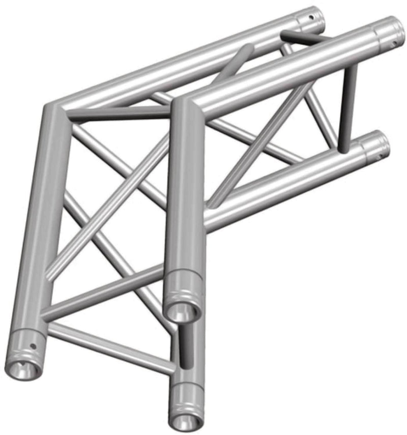 Global Truss TR-4089O 2-Way 120 Deg Corner Apex In - PSSL ProSound and Stage Lighting