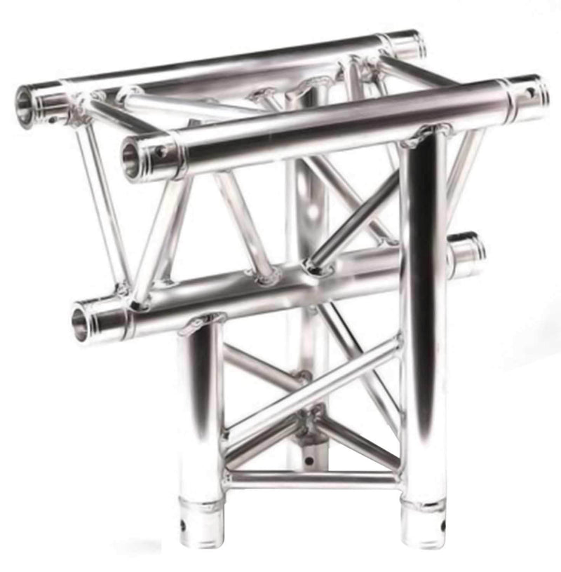 Global Truss TR-4096H/I 3-Way Horizontal Truss T-Junction - PSSL ProSound and Stage Lighting