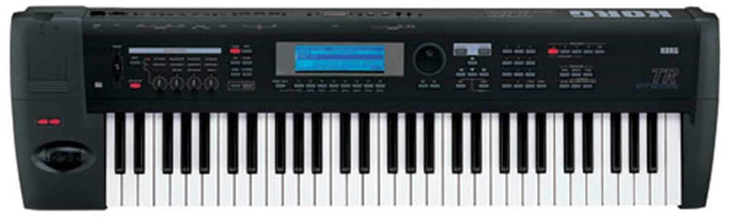 Korg TR-76 Keyboard Music Workstation With USB - PSSL ProSound and Stage Lighting