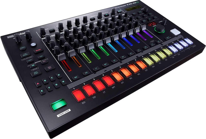 Roland TR-8S Rhythm Performer Drum Machine with Sample Playback - PSSL ProSound and Stage Lighting