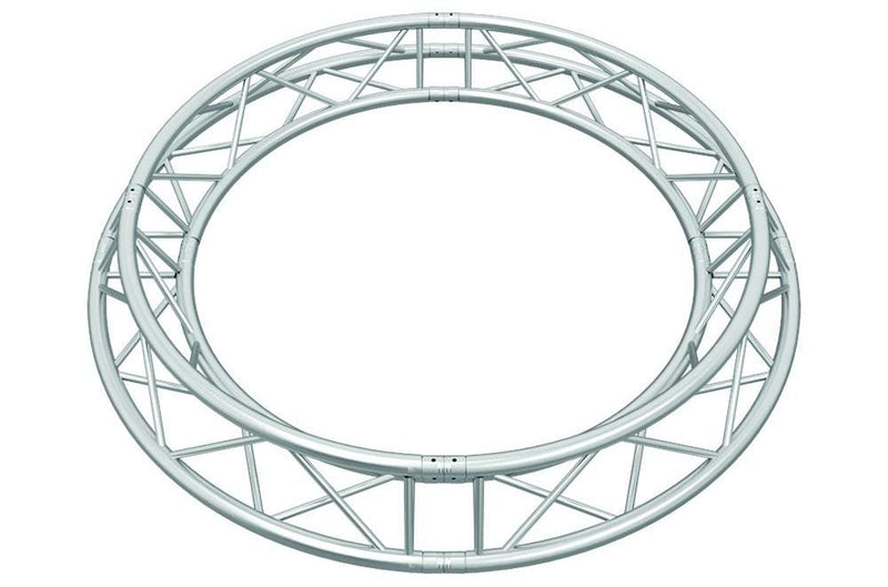 Triangle 12-In Truss F33 4Arc Circle 6.56Ft (2M) - PSSL ProSound and Stage Lighting