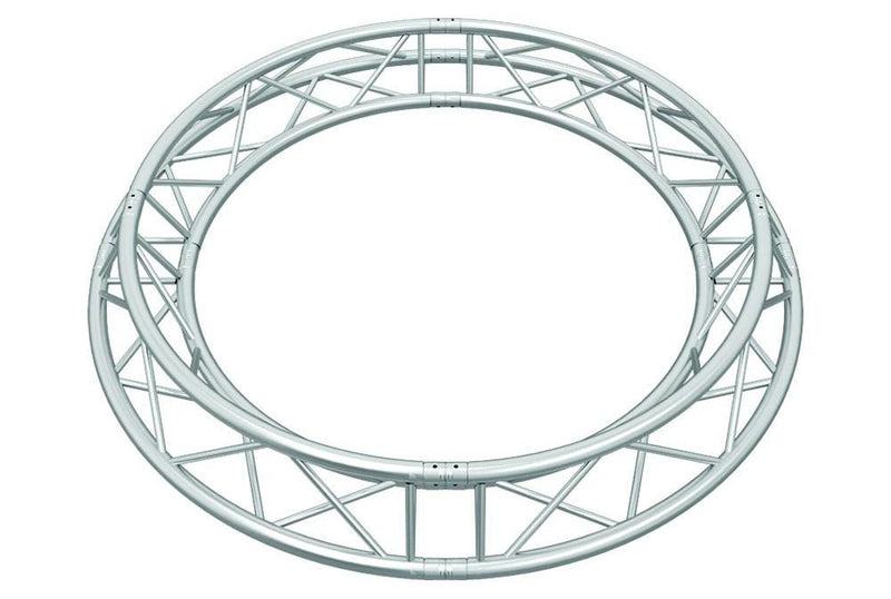 Triangle 12-In Truss F33 4Arc Circle 13.12Ft 4M - PSSL ProSound and Stage Lighting