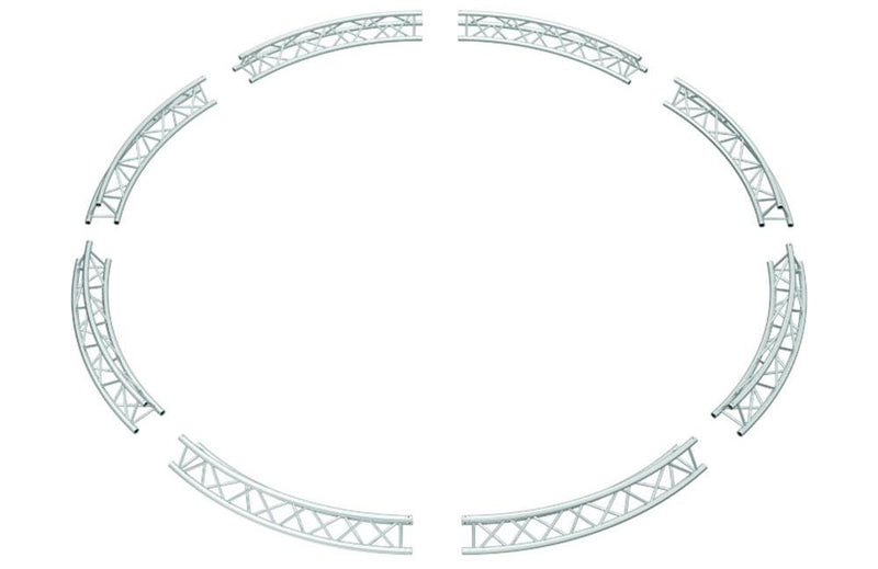 Triangle 12In Truss F33 Custom Circle 19.6Ft 6M - PSSL ProSound and Stage Lighting