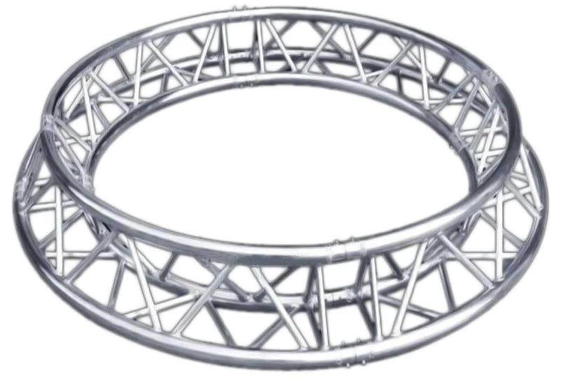 Global Truss TR-C7-45 22.96ft Triangular Circle - PSSL ProSound and Stage Lighting