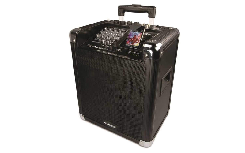Alesis TRANSACTIVE-MX 4 Ch Portable PA For iPod - PSSL ProSound and Stage Lighting