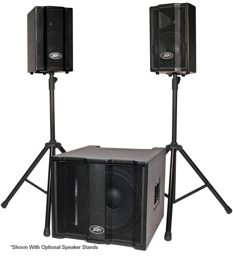Peavey TriFlex II Portable PA System Package - PSSL ProSound and Stage Lighting