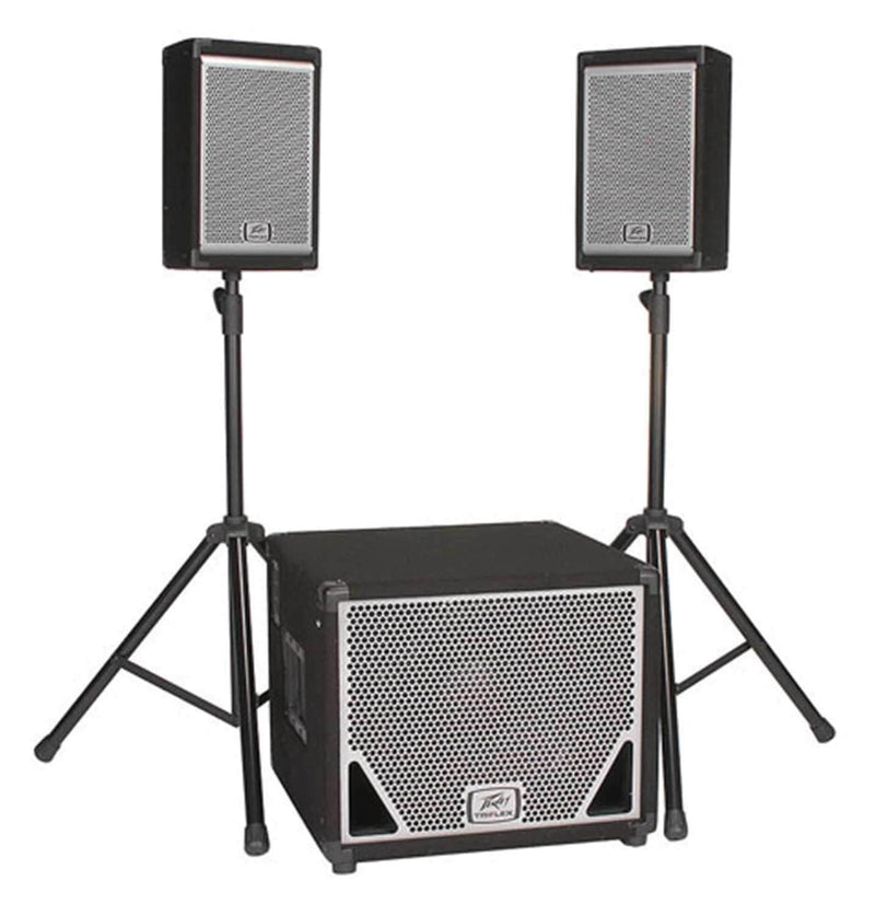 Peavey TRIFLEX 1000W Portable Pa System - PSSL ProSound and Stage Lighting