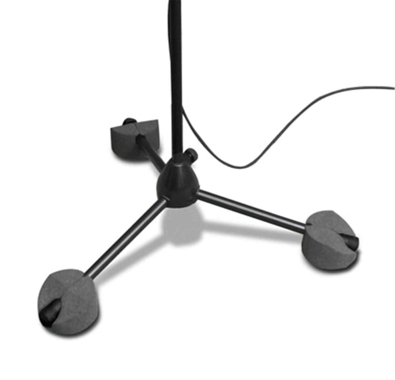 Primacoustic TRIPAD Microphone Stand Isolator - PSSL ProSound and Stage Lighting