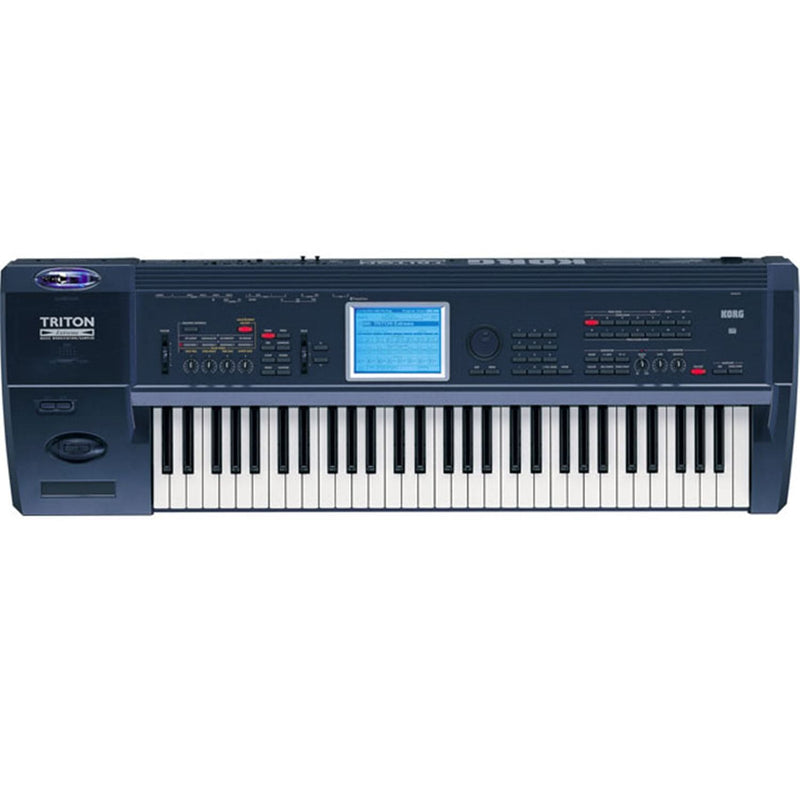 Korg TRITON Extreme - 61 Key Keyboard Workstation - PSSL ProSound and Stage Lighting