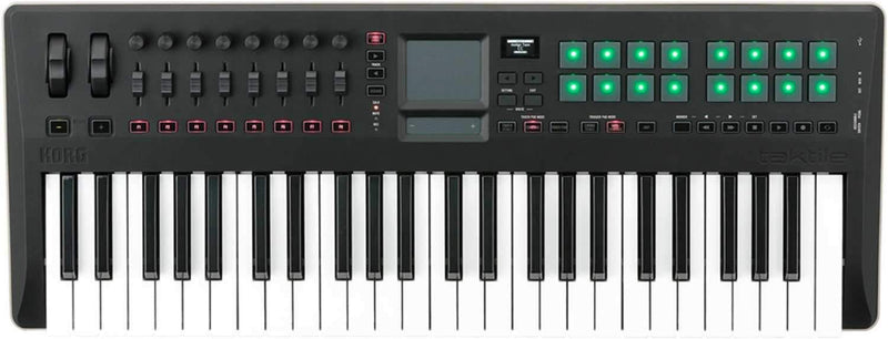 Korg TRTK49 Usb Midi Controller with Triton Engine - PSSL ProSound and Stage Lighting