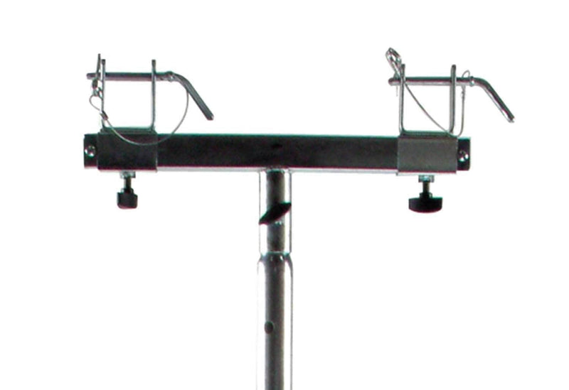 Global Truss ST-157 Crank Stand with F34 10Ft Truss Pack plus Clamps - PSSL ProSound and Stage Lighting
