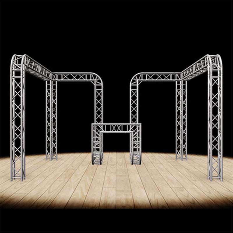 Global Truss 16 Ft x 15 Ft x 10 Ft Tradeshow Display System - PSSL ProSound and Stage Lighting
