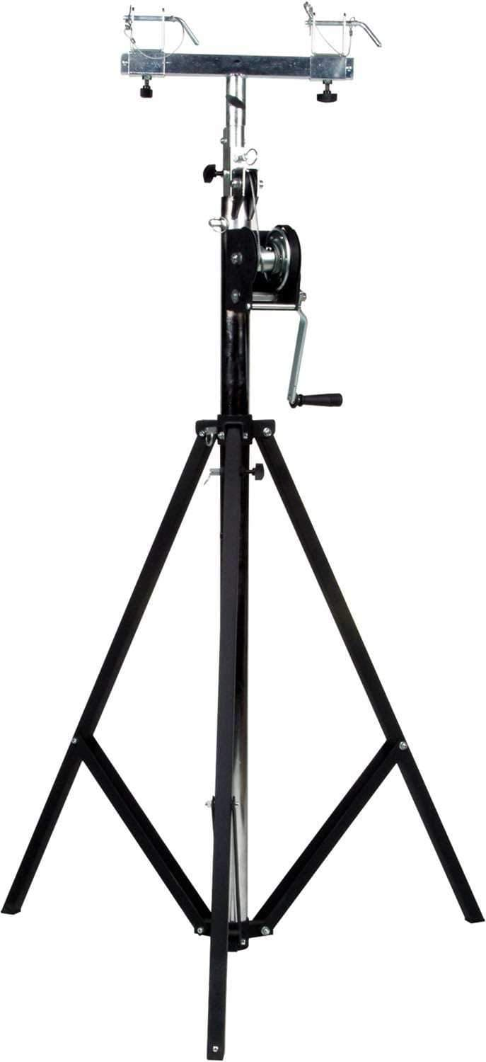 Global Truss ST-132 Crank Stand with F24 10-Foot Truss Pack - PSSL ProSound and Stage Lighting