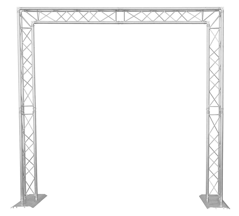 Global Truss Mini Truss System 1 - Complete Goal Post Set - PSSL ProSound and Stage Lighting