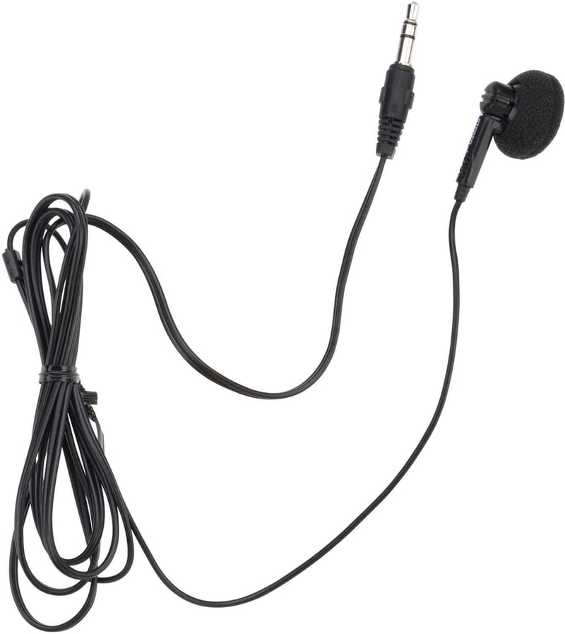 Clear-Com TS-1 Monaural IFB Talent Earphone - PSSL ProSound and Stage Lighting