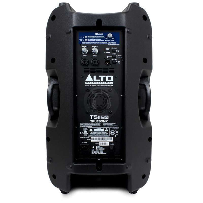 Alto TS115W 15-Inch Powered Speaker with Wireless - PSSL ProSound and Stage Lighting