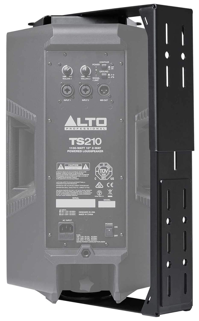 Alto Professional Speaker Bracket for TS210 Speakers - PSSL ProSound and Stage Lighting
