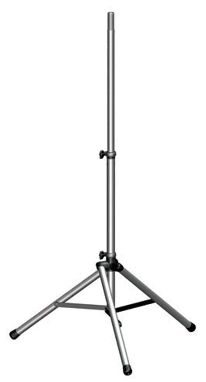 Ultimate TS80S 6.6 Ft Speaker Stand Silver - PSSL ProSound and Stage Lighting
