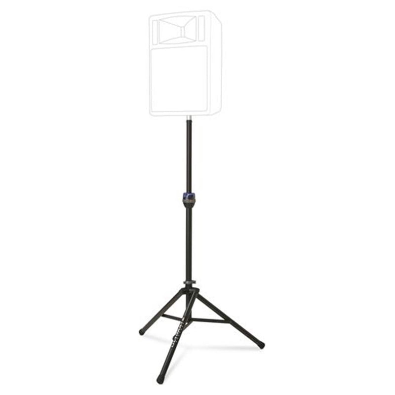 Ultimate TS90B Black Telelock Tripod Speaker Stand - PSSL ProSound and Stage Lighting