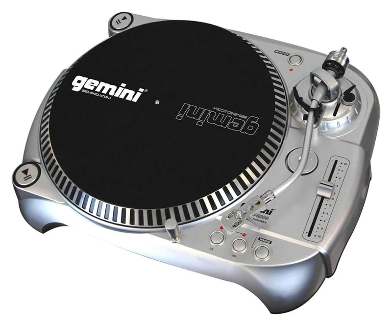 Gemini TT-2000 Direct Drive Turntable - PSSL ProSound and Stage Lighting