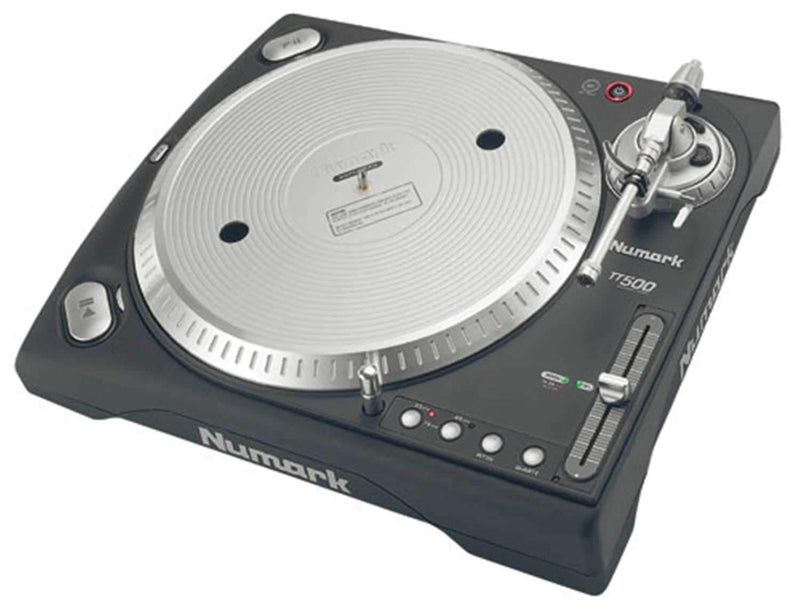 Numark TT500 Direct Drive Turntable - PSSL ProSound and Stage Lighting