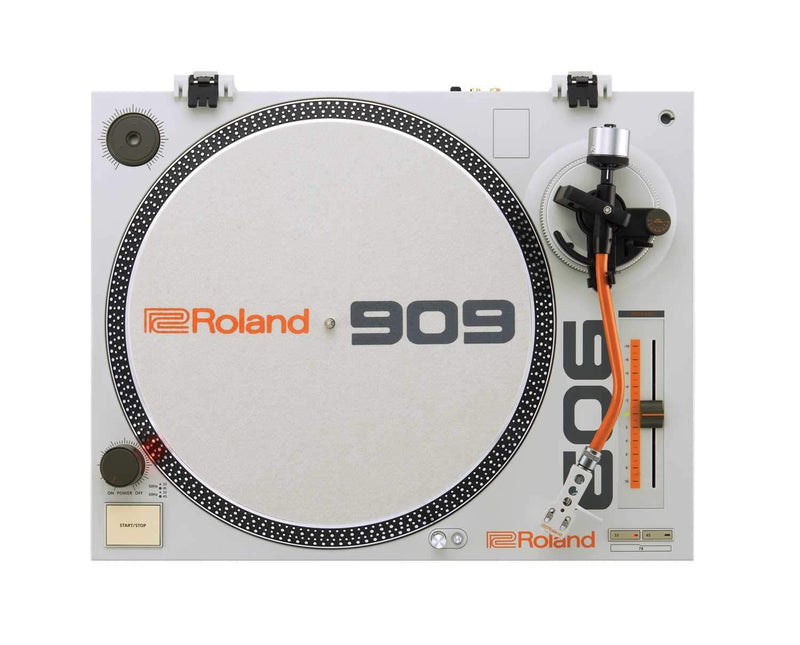 Roland TT-99 3-Speed Direct Drive DJ Turntable - PSSL ProSound and Stage Lighting
