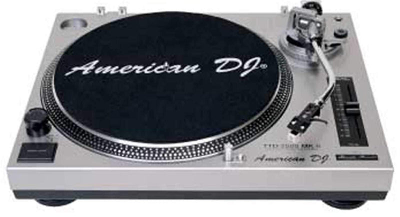 AMERICAN DJ DIRECT DRIVE TURNTABLE with CART - PSSL ProSound and Stage Lighting